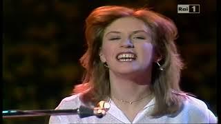 BETTY LEGLER - Rock For The Lady (Discoring 1982 Italian TV)