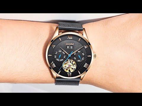 Мужские механические часы DOM / DOM Men's Mechanical Watch