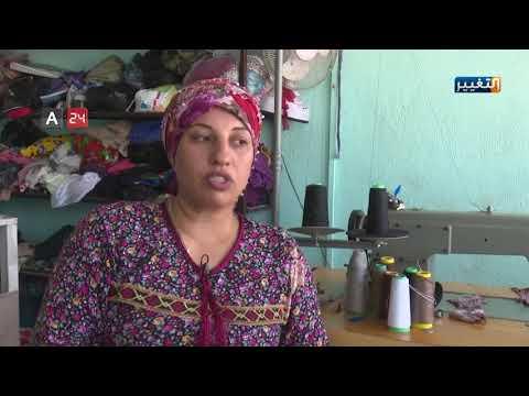 شاهد بالفيديو.. نساء مخيم دوميز في دهوك يفتتحن مشاريع صغيرة لإعالة أسرهن
