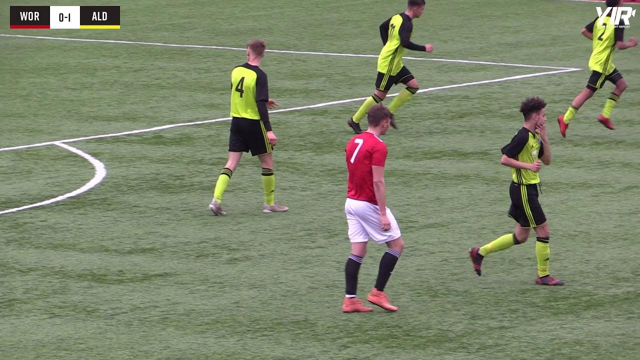 HIGHLIGHTS: Academy 2-2 Aldershot [H] – League