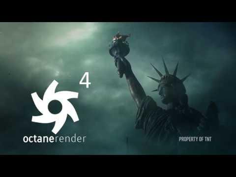 OctaneRender 4 è qui!