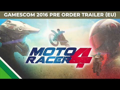 Видео № 1 из игры Moto Racer 4 [PS4/PSVR]