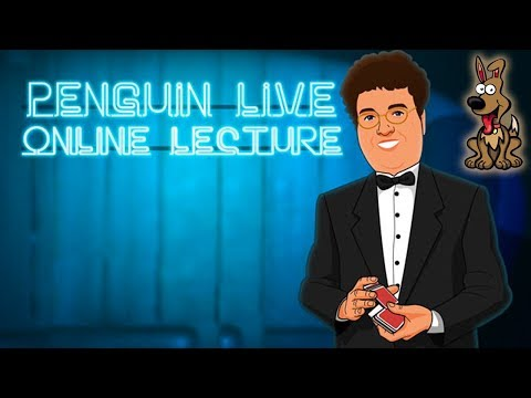Penguin Live Lecture - Bill Malone [FIXED]