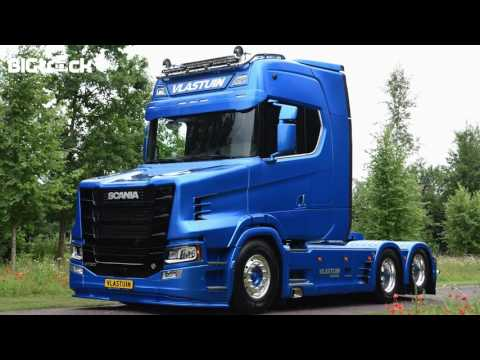 Video bij: Scania S730T by Vlastuin Truck Conversions