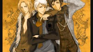 Hetalia / Bad Touch Trio - Talk Dirty