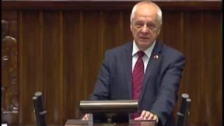 """""""Panie Katarzyno Wielka, ty nieuku PiS-owski"""". Niesiołowski do Suskiego"""