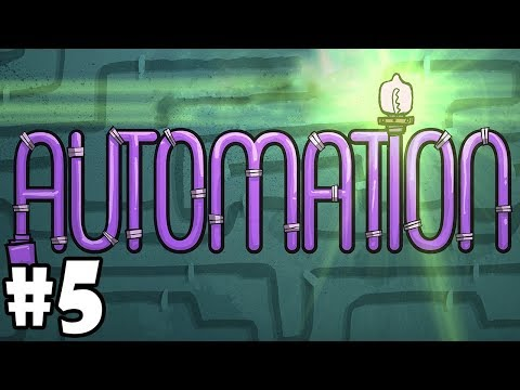 Automation Upgrade - PUFT AUTOMATION FARM - Oxygen Not Included - Part 5 - [S2]