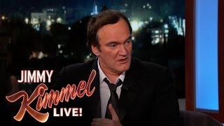 Quentin Tarantino on 70mm Film Screenings