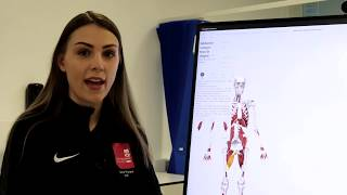 Sports Therapy Clinic and Facilities Tour