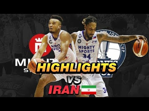 """MIGHTY SPORTS PHILIPPINES """"OFFENSE"""" HIGHLIGHT vs IRAN 