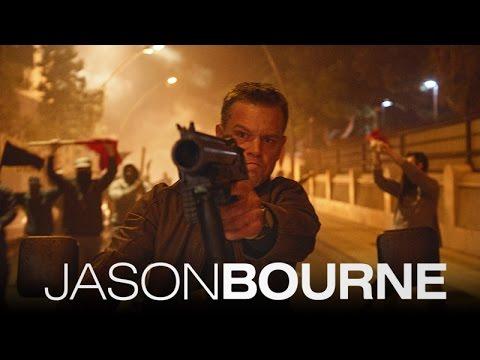Jason Bourne (Featurette 'Jason Bourne Is Back')
