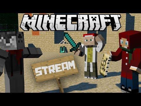 [GEJMR] Minecraft - Stream z Miniher! #7