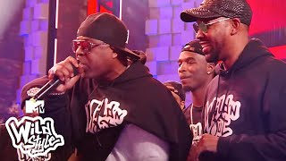 Gambar cover RZA of the Wu-Tang Clan Leaves Nick Cannon Speechless | Wild 'N Out | #Wildstyle