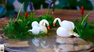 Заливное «Лебединое Озеро» Будет Украшением Новогоднего Стола