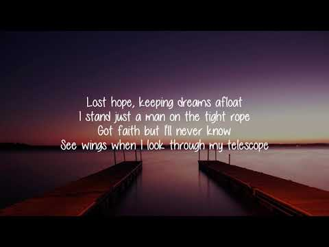 Tom Walker  - Angels (Lyrics Video)