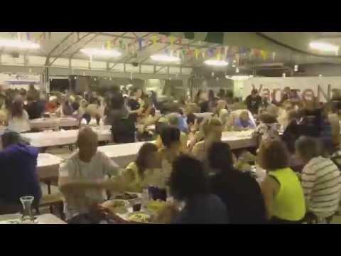 AncheIO, grande successo per la cena di Sabato