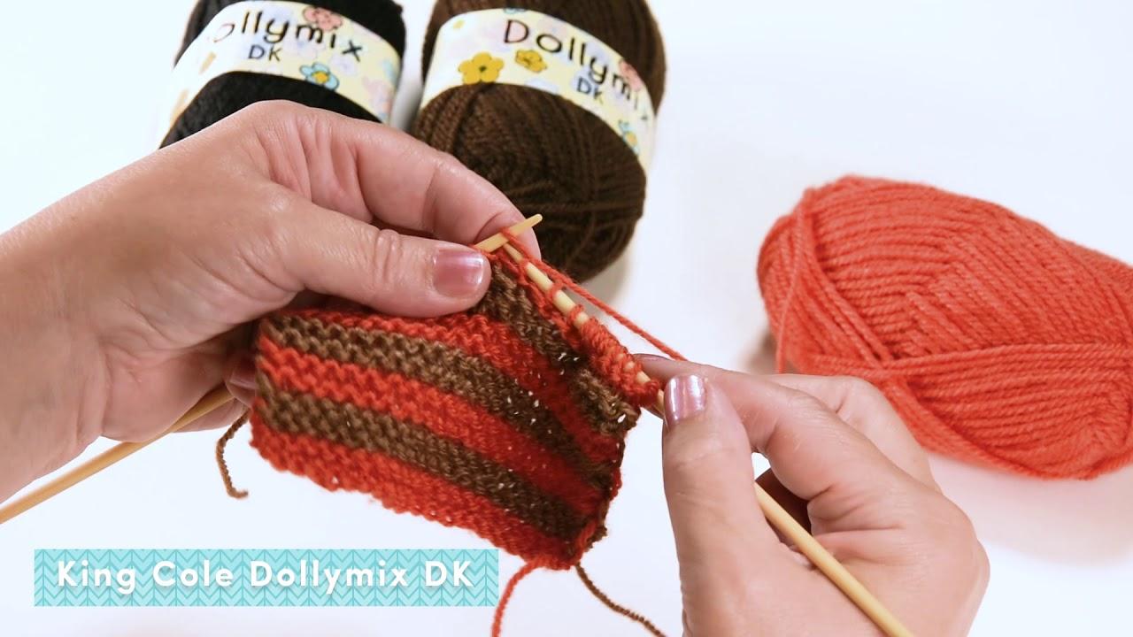 King Cole Dollymix Dk Knitting Yarn Wool Loveknitting