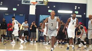 Garrett Nevels Drew League Highlights