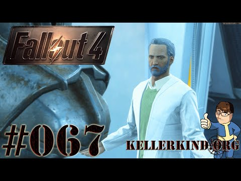 Fallout 4 #067 - Das Institut ★ Let's Play Fallout 4 [HD|60FPS]