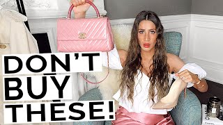 6 BEST & WORST Luxury Designer Purchases | Niki Sky