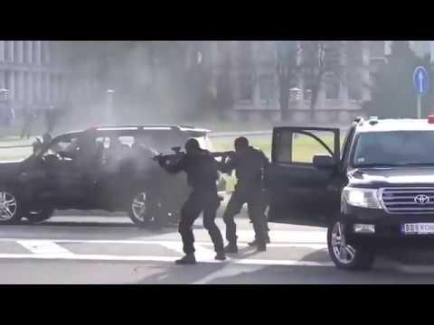 Покушение на Лукашенко. NEXTA