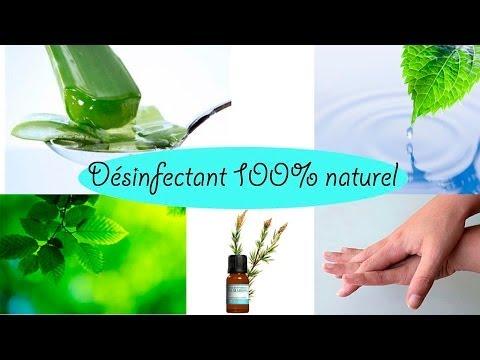 Quéloigner le microorganisme végétal sur longle