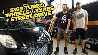 $169 eBay Turbo Big Block Yaris (Lets Finish This!!!)