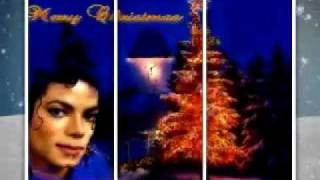 Michael Jackson Give Love On Christmas Day 2011 (J5 Christmas Medley)