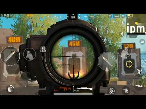 PUBG Mobile Sensitivity Settings | Camera Sensitivity | ADS