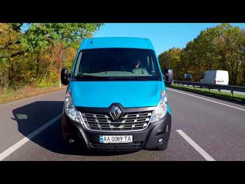 Renault  Master Фургон класса M - тест-драйв 2