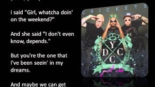 Drop City Yacht Club ft Jeremih - Crickets (Lyric Video)