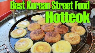 preview picture of video 'Best Korean Street Food: Hotteok in Seoul (Insadong)'