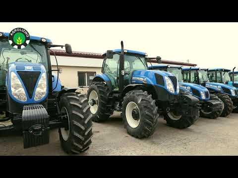 New Holland traktorlarını 40% güzəştli şərtlərlə əldə edə bilərsiniz