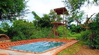Build Swimming Pool Underground( full)