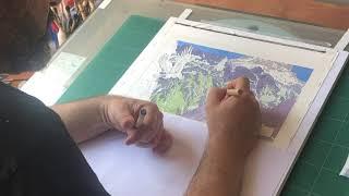 Indes Fourbes - Dans l\'atelier de Juanjo Guarnido - Autres - INDES FOURBES (LES)