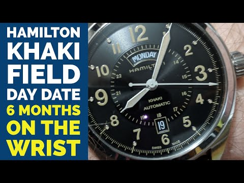 Hamilton Khaki Field Watch - 6 Months On The Wrist Review Mp3