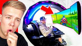 Die *TEUERSTEN* GAMING ZIMMER von YouTubern! (2020) 😨