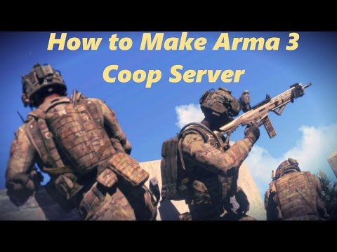 How do i host my own server? :: Arma 3 General Discussions