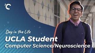 youtube video thumbnail - A Day in the Life: UCLA Student