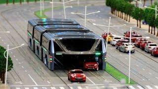 Автобус, который не боится пробок