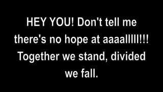 Pink Floyd - Hey You Lyrics