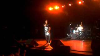 Chiddy Bang Freestyle plus Slow Down Live at Virginia Tech