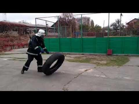 Фастівські рятувальники вдосконалюють свої навички (Відео)