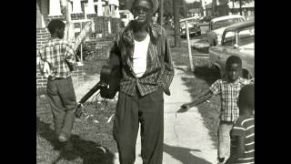 """Video thumbnail of """"Lightnin' Hopkins - It's A Sin To Be Rich, It's A Low-Down Shame To Be Poor"""""""