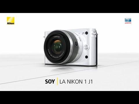 Nikon 1 J1 - Cámara Digital Compacta
