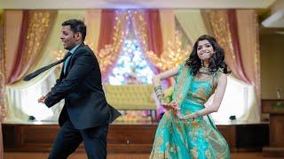 COUPLE FIRST DANCE (SUPER FUN) - Best Indian