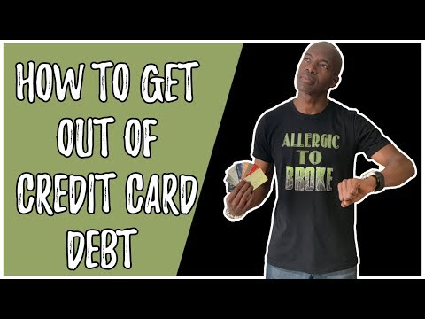 How to pay off your credit cards in record time!  - Brian Beane