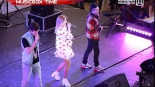 "MusicBox Time в ТРЦ ""Европейский"" 24.04.2015. 5STA FAMILY"
