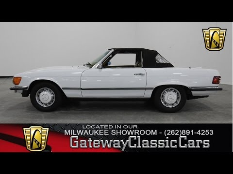 Video of 1973 450SL located in Wisconsin - KDYN