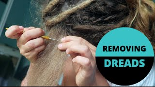 Removing Dreads! (Part 2)